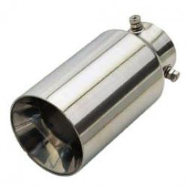 Насадка на глушитель НГ-0031, внутр.d 51мм/дл. 150мм /внеш.d 76мм