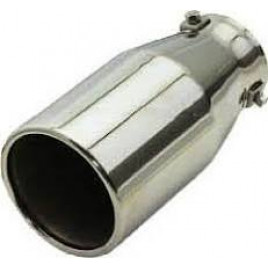 Насадка на глушитель НГ-0033, внутр.d 70мм/дл. 203мм /внеш.d 102мм