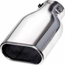 Насадка на глушитель НГ-0055, внутр.d 64мм/дл. 178мм/внеш. 69 *117мм