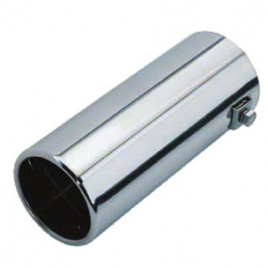 Насадка на глушитель НГ-0070,  внутр.d 64мм/дл. 155мм /внеш.d 64мм