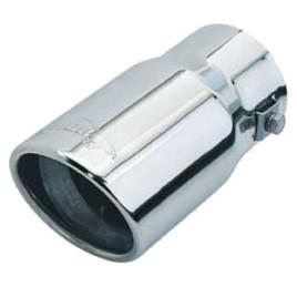 Насадка на глушитель НГ-0085, угол, внутр.d 51мм/дл. 145мм /внеш. 64*84мм