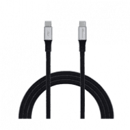 Кабель Grand-X USB 3.1 Type-C TPC-02 10Mb/s, PD, 65W 1m BOX