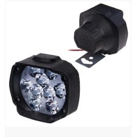 Фара прожектор AUR пластик 48785