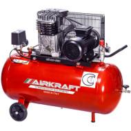 Компрессор поршневой с ременным приводом AK100-360T-380-ITALY AIRKRAFT