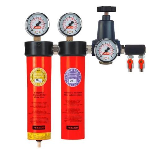 Блок подготовки воздуха профессиональный AC6002 ITALCO