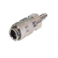 Быстроразъёмное соединение на шланг 10 мм SE1-4SH AIRKRAFT