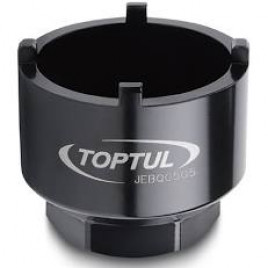 "Головка для снятия датчика кислорода лямбда зонда 1/2"" 22 мм JDAQ1622 TOPTUL"