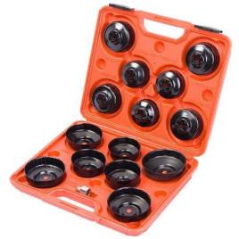 Комплект чашек для съёма маслян.фильтров 15ед. Alloid WT04017 НС-4017
