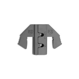 Сменные губки для клещей обжимки клем (тип H2) DLAH2016 TOPTUL