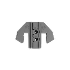 Сменные губки для клещей обжимки клем (тип H7) DLAH7012 TOPTUL