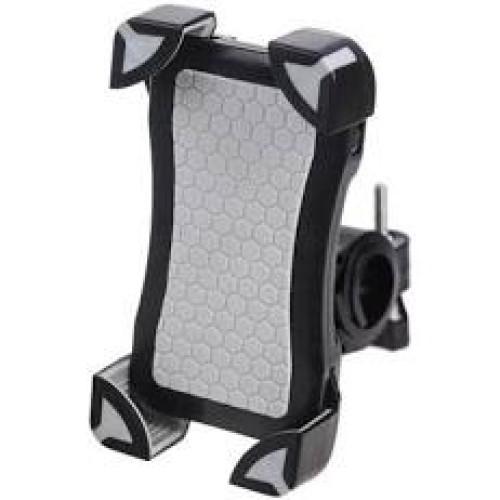Держатель мобильного телефона PULSO UH-1010BK/GY (95х185мм) для велосипеда