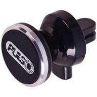 Держатель мобильного телефона PULSO UH-2001BK магнитный на дефлектор