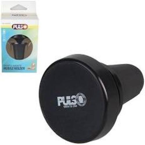 Держатель мобильного телефона PULSO UH-2003BK магнитный на дефлектор