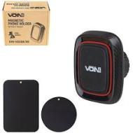 Держатель мобильного телефона VOIN UHV-4002BK/RD магнитный, без кронштейна