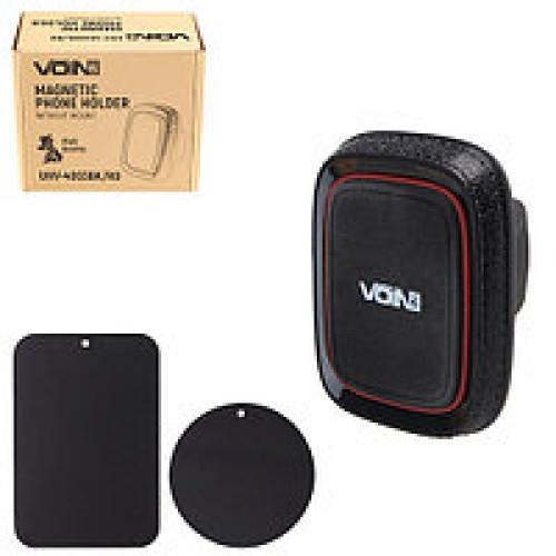 Держатель мобильного телефона VOIN UHV-4003BK/RD магнитный, без кронштейна