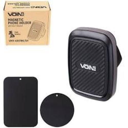 Держатель мобильного телефона VOIN UHV-4007BK/GY магнитный, без кронштейна