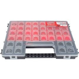 Органайзер пластиковый 385x283x50мм Haisser Tandem C400 90005