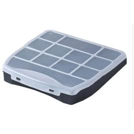 Органайзер  пластиковый Domino 25 Haisser 90035