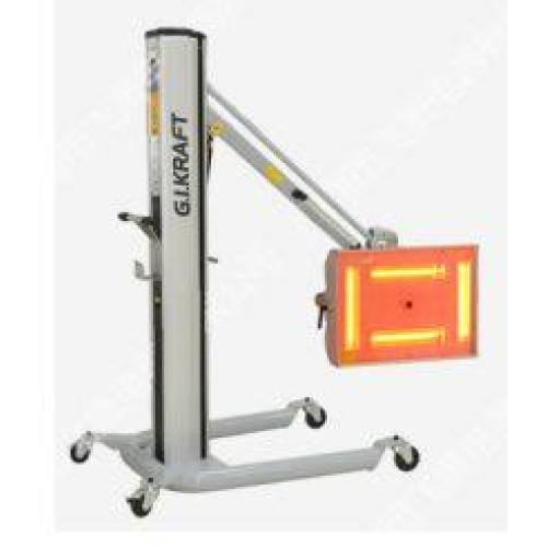 Инфракрасная сушка 4х1000W, 40°C-100°C GI15115 GIKRAFT