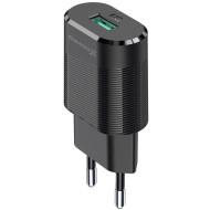 Зарядное устройство Grand-X CH-17 USB 5V 2,1A с защитой от перегрузки